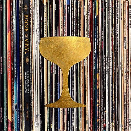 Booze y vinilo: una guía animada de buena música y bebidas mixtas