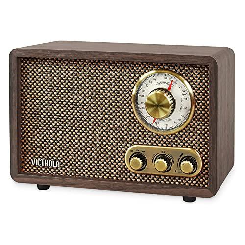 Radio Bluetooth FM / AM Retro Wood