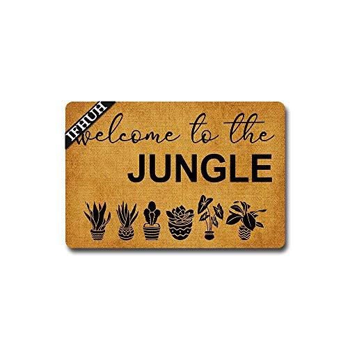 Bienvenido a la jungla de tapetes
